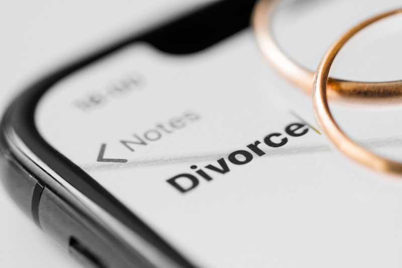 אחוז הגירושין בישראל