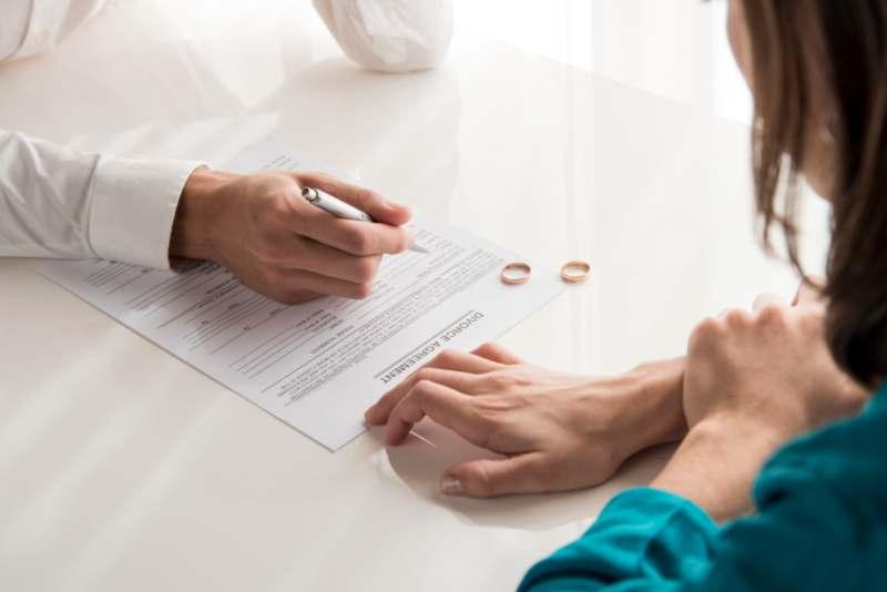 הסכם גירושין ויחסי ממון