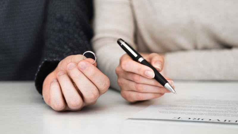 הסכם גירושין סטנדרטי